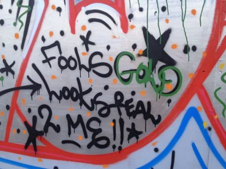 Graffiti: Fools Gold