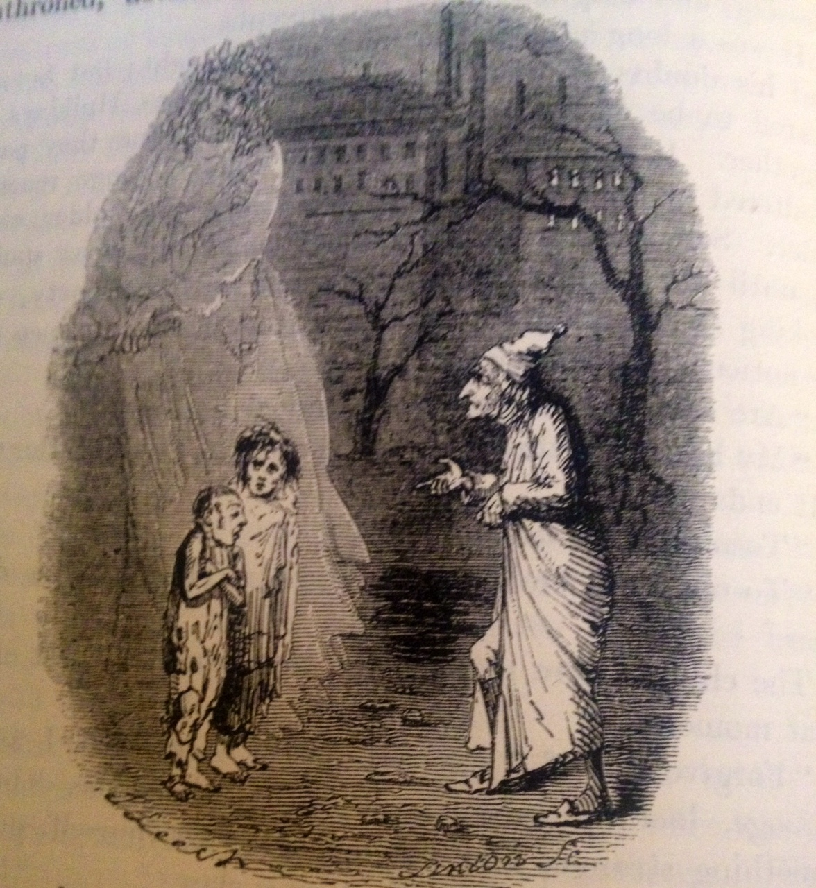 ignorance and want Ignorance and want one major theme in a christmas carol was rooted in dickens' observations of the plight of the children of london's poor it has been said of the.